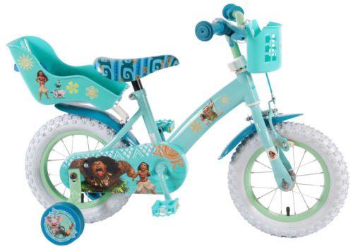 12-Zoll-Kinderfahrrad-034-Disney-Vaiana-034-Kinderrad-Fahrrad-NEU