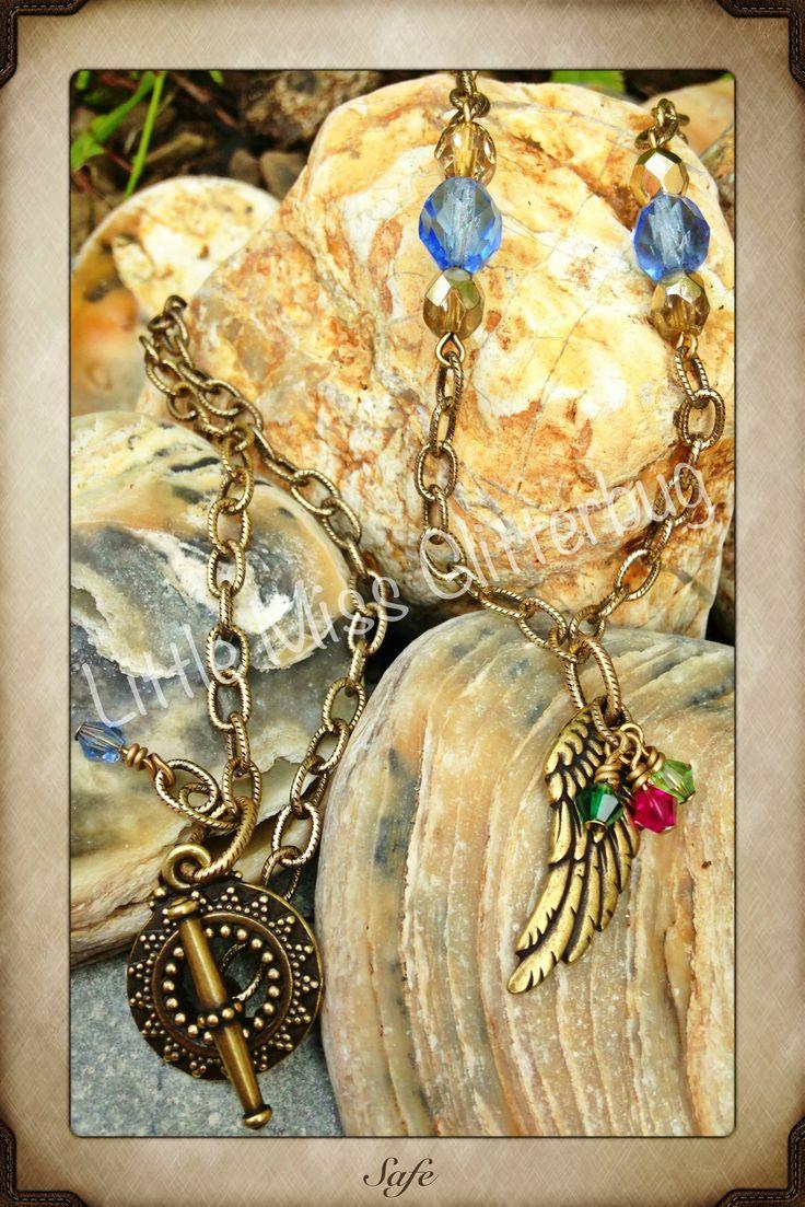Safe Archangel Michael Pendant