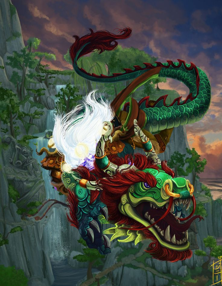 Flying Lessons - World of Warcraft Tribute by =MagicalMelonBall on deviantART