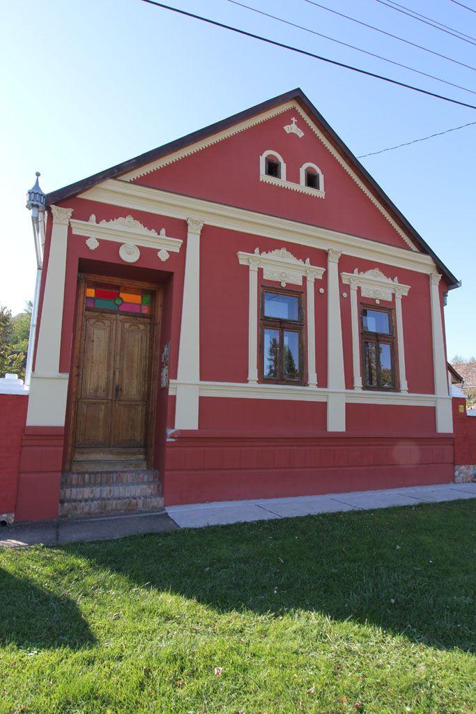 Hungary/Ungarn #kisjakabfalva #konrad-haus #konrádház #svábmúzeum #schwäbisch