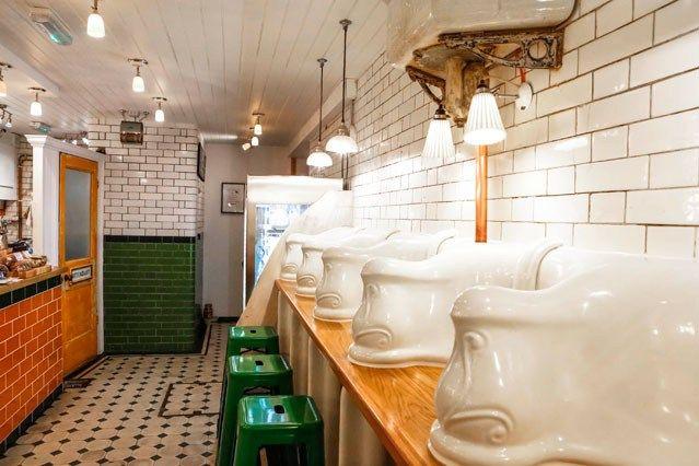 Attendant Foley Street - Best Coffee in London - Best London Coffee Shops (EasyLiving.co.uk)