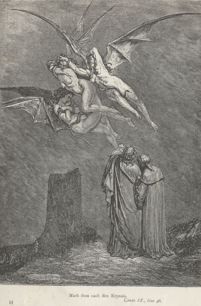 an analysis of the inferno in the divine comedy by dante The divine comedy is a narrative poem describing dante's imaginary journey the roman poet virgil searches for the lost dante at the request of beatrice to reach his goal.