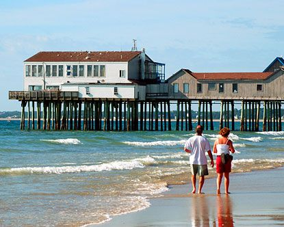 Old Orchard Beach Has Some Of The Most Spectacular Beaches In Maine Usa If You Have To Then Mostest Beautifulest Place On Earth I