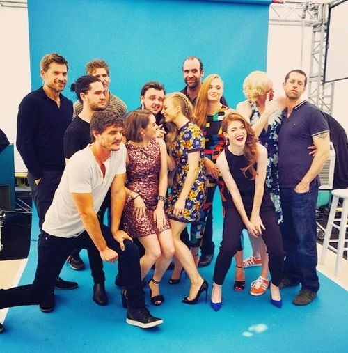 game of thrones cast vacation - photo #10