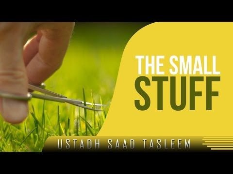 The Positive Minute - 21 September - Don't Sweat The Small Stuff - YouTube