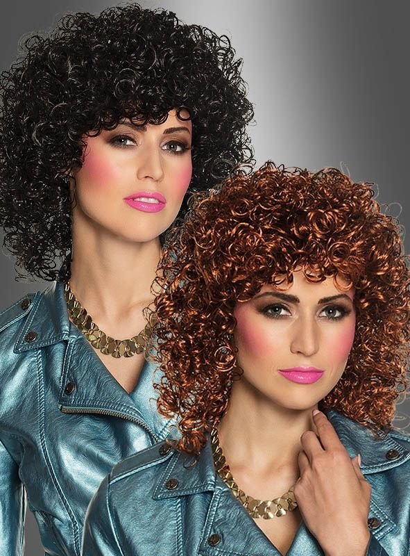 Frisuren 80er dauerwelle
