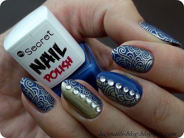 My Secret Nail Polish 281 Sea Dream