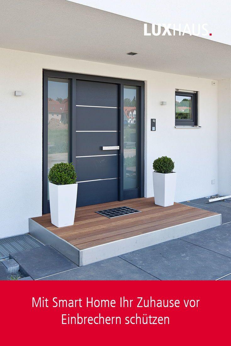 So schützen Sie Ihr Zuhause mit Smart Home | Einbruchschutz