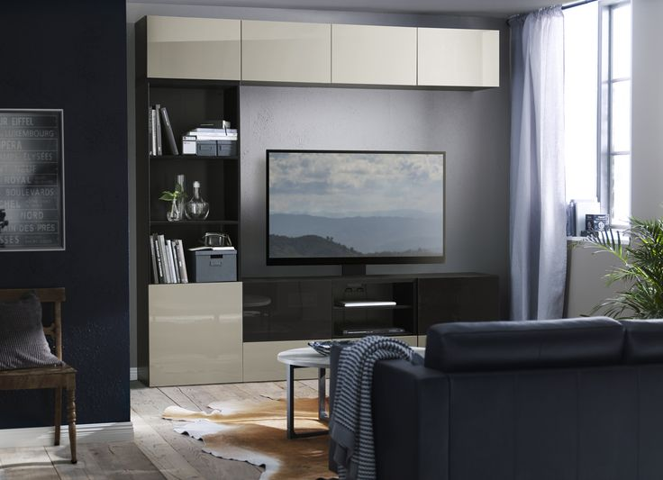 Good Style Your Tv With Ikea Besta Bing Images With