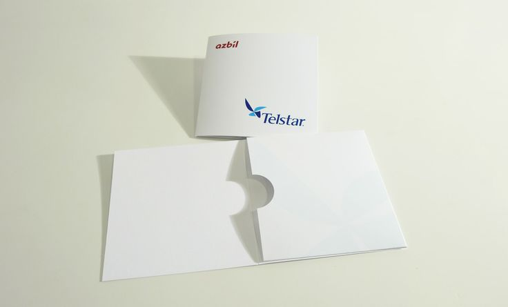 Porta CD's Azbil Telstar - grupdigital.com estrategias comunicativas