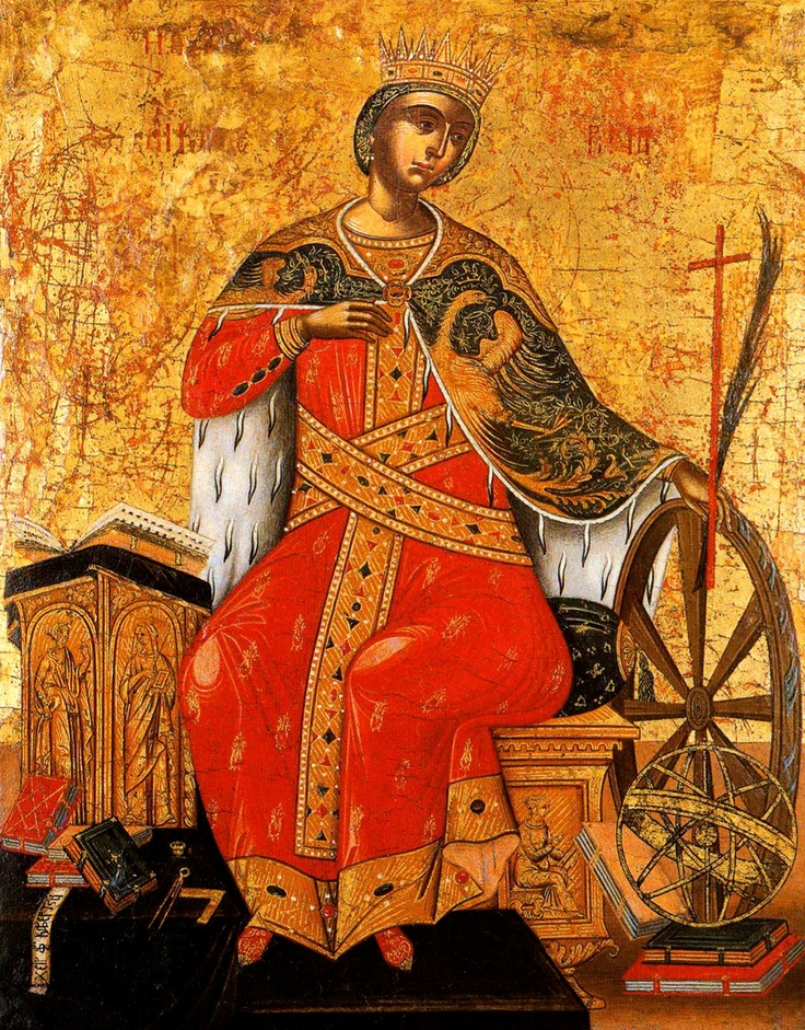 17th Century Greek Icon from Crete