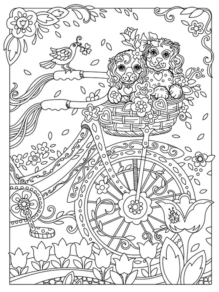 Really Giant Posters Fairy House Coloring Poster