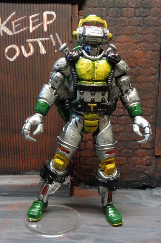 TMNT Metalhead (Teenage Mutant Ninja Turtles) Custom Action Figure
