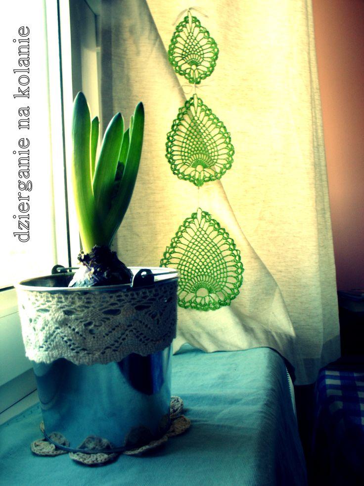 Ozdoby wielkanocne / Easter decorations https://www.facebook.com/dzierganienakolanie