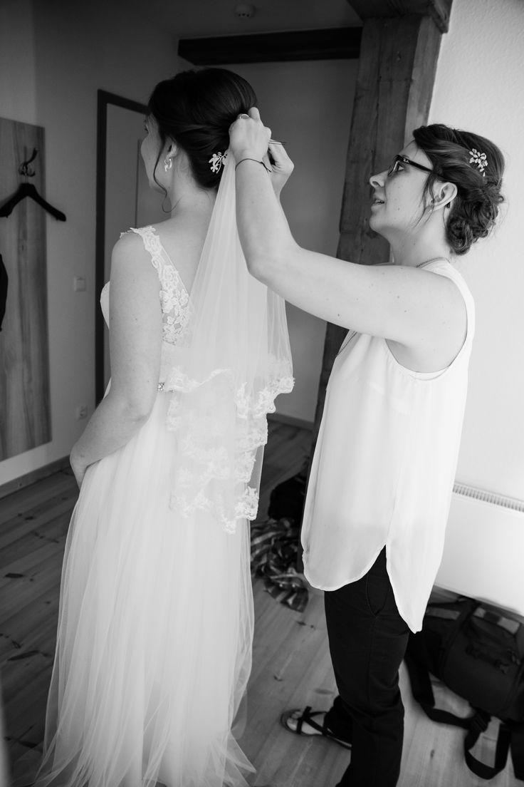 bridal style schleier wedding day