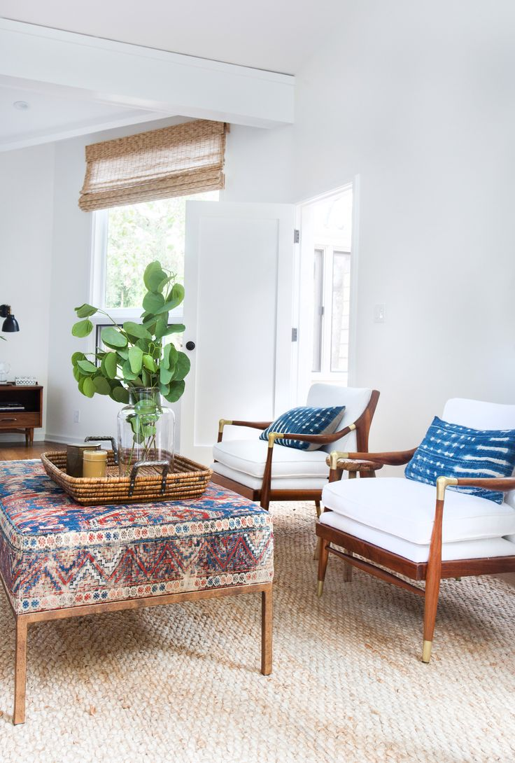 Studio reed jonathan reed s spare crafted interior design - Home Tour Inside A Young Family S Eclectic California Home Via
