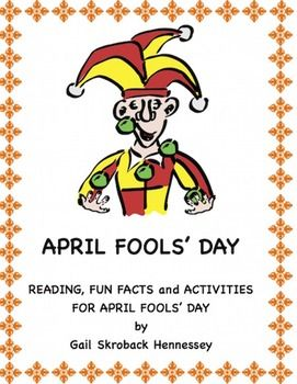 Coming back from Vacation? Still wish to have an April Fools' Day resource?Show your  students that everything has a history, even the holiday April Fools' Day. This resource provides a reading for students as well as lots of interesting famous April Fools' Day pranks. Additionally, there are extension activities as well as a Test your April Fools' Day IQ(can you spot the True News Stories from the Fake ones?). Comprehension questions for the students to answer after reviewing the resource…