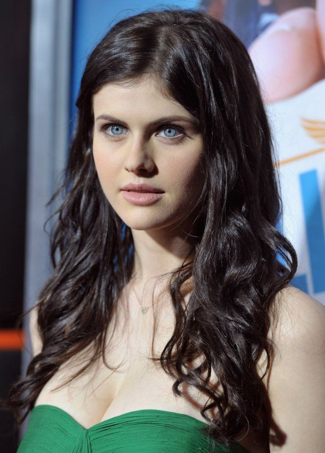 Alexandra Daddario- just saw her in a show and she is stunning