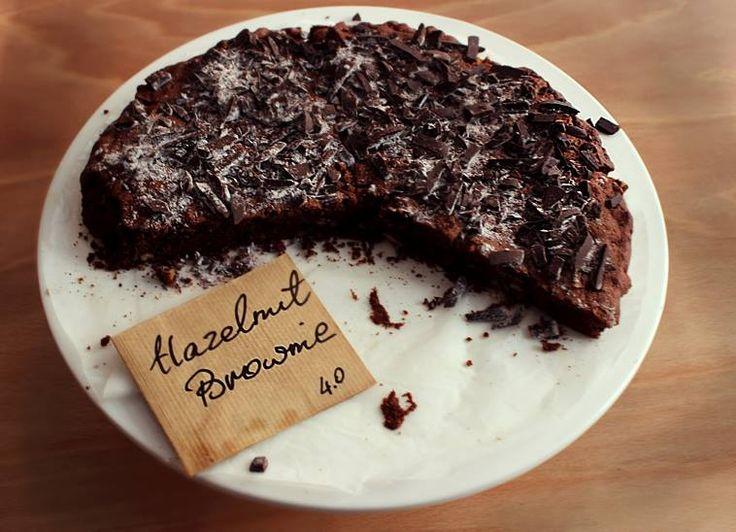 Hazelnut Brownie: #Peck47 - Urban Hypsteria