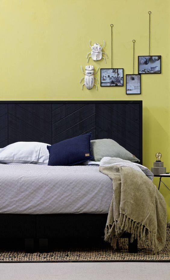 Het Visgraat Bed Is Basic Heeft Een Scandinavisch Touch En Goed Te Combineren Met Losse Hoofdbord Motief Deze Ombouw Namelijk