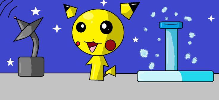 Pokemon Rumble Blast by Proxy-Blue-Murder.deviantart.com on @deviantART