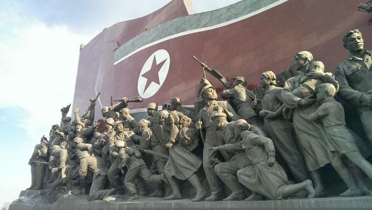 평양 (Pyongyang) in North Korea