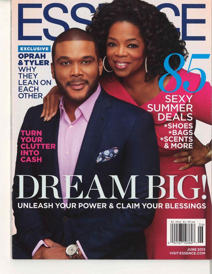 Essence Magazine Covers   Essence Magazine Cover June 2013