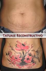 Resultado de imagen para tatuajes para ocultar estrias