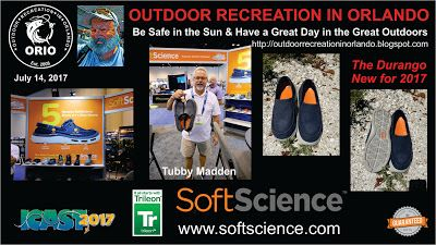 Outdoor Recreation In Orlando: Soft Science Rocks at 2017 ICAST