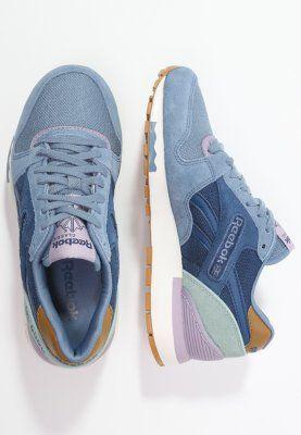 Zeitloser Damen-Sneaker mit trendigem Design. Reebok Classic GL 6000 FLEUR - Sneaker - blue/sage/grey/chalk für 89,95 € (10.11.15) versandkostenfrei bei Zalando bestellen.