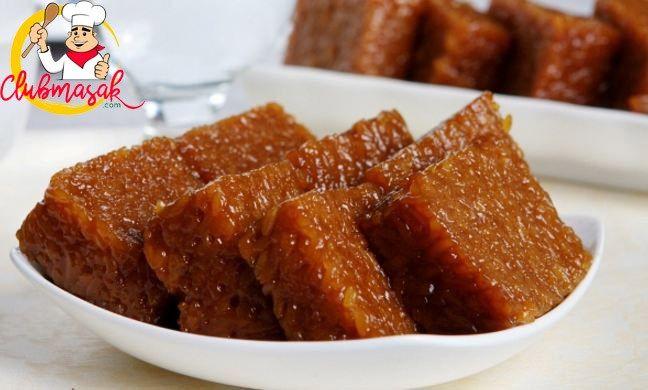 Kue Wajik Ketan Adalah Salah Satu Nama Makanan Tradisional Khas
