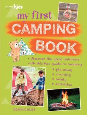 See My first camping book : discover the great outdoors with this fun guide to camping in the library catalogue.