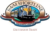 SAM Shortline Excursion Train travels through southwest Georgia in air-conditioned 1949 vintage cars mixing a taste of the old rural South with today's excitement. There are fun and exciting train sto