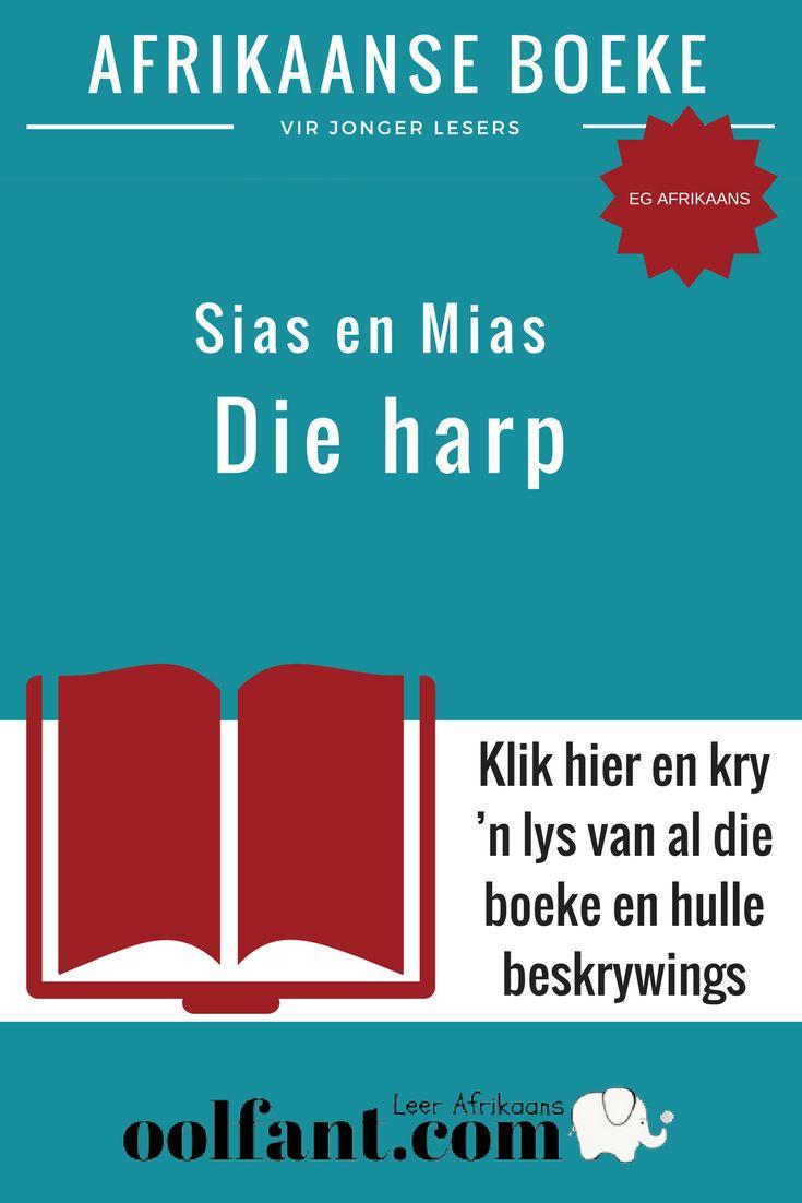 Nog 'n boek uit dié geliefde reeks van boeke oor 'n tweeling Sias en Mias.
