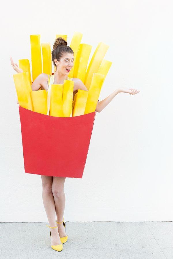 DIY Fries (Before Guys!) Costume | Studio DIY®