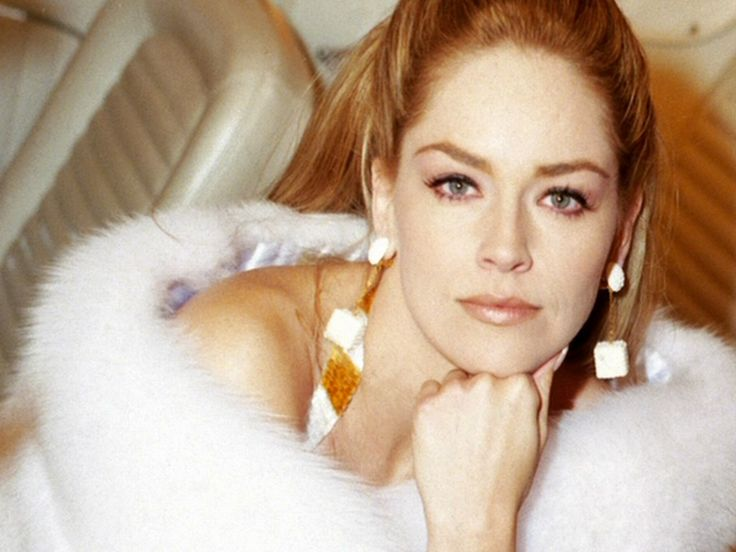 sharon stone ginger