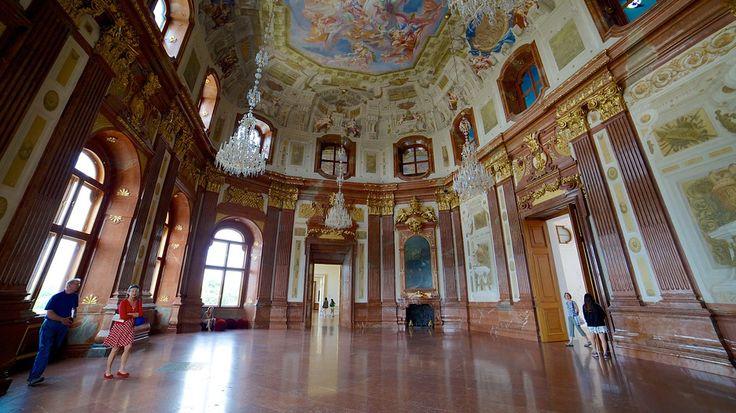 ベルヴェデーレ宮殿 / ウィーン - オーストリア