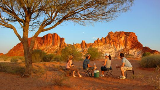 The Outback | Northern Territory, Australia