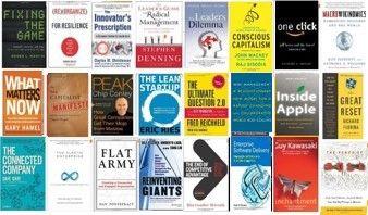 Steve Denning reviews books on the Creative Economy