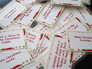 Bunch of activity ideas  Teach Beside Me: Christmas Advent Ideas