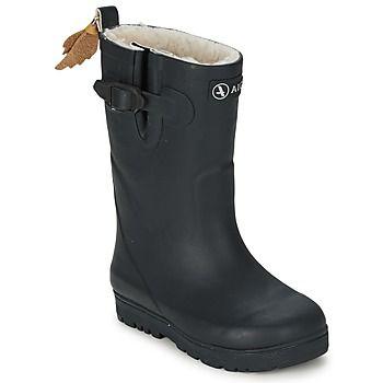 Μπότες βροχής Aigle WOODY POP FUR Black 40.00 €