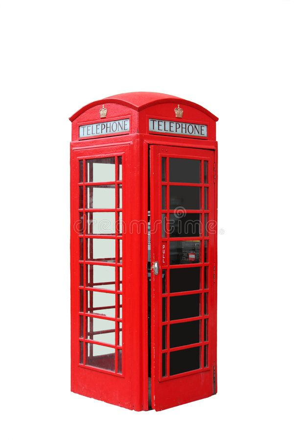 Isolated London Telephone Booth The Typical Red Telephone Booth Of London Uk Affiliate Tel London Telephone Booth Telephone Booth Stock Photography Free