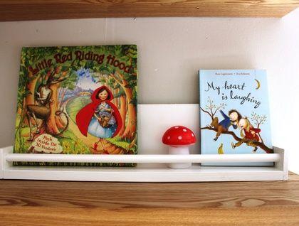 My Very Own Library Shelf from Felt.co.nz seller