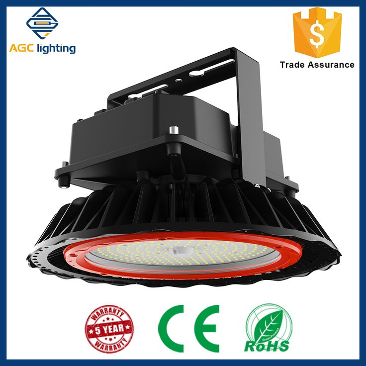 Industrial 150w led high bay light Gas Station Light Parking Lot led lights UL DLC listed and motion sensor available.