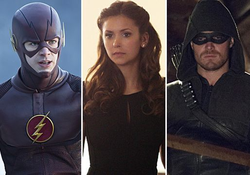 It's only March, but The CW has already announced season finale dates for its fall shows, including Arrow, Supernatural, The Vampire Diaries and Jane the Virgin. As previously announced, Hart of Dixie's Season 4 finale will air Friday, March 27, while Beauty and the Beast will premiere its third season on Thursday, May 21 at