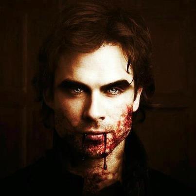 The Vampire Diaries - Damon Salvatore -- Ian Somerhalder