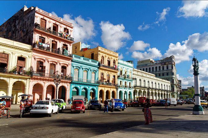 Old Havana; Photo: Miguel Discart – Flickr