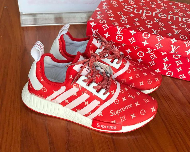 ADIDAS NMD R1 TRIPLE REDS ADIDAS WOMENS MENS RUNNER SIZES 36-45 | Clothes, Shoes & Accessories, Men's Shoes, Trainers | eBay!