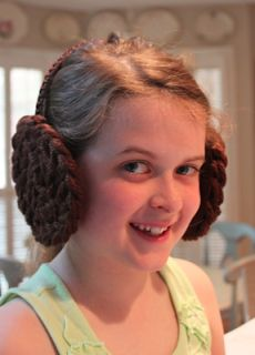 9 best images about Leia hair on Pinterest