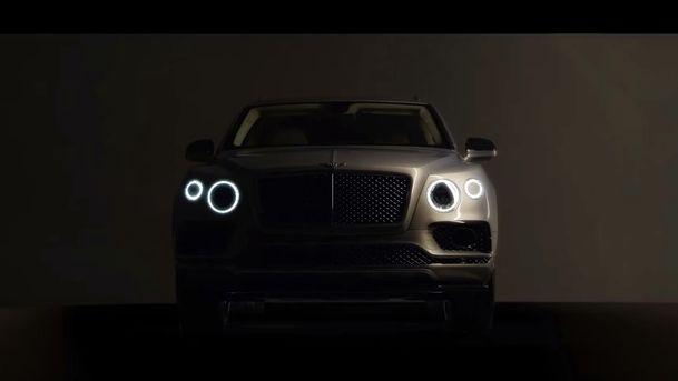 Bentley Bentayga este cel mai luxos SUV din lume!